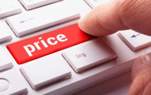 Bảng báo giá dịch vụ nộp tờ khai online